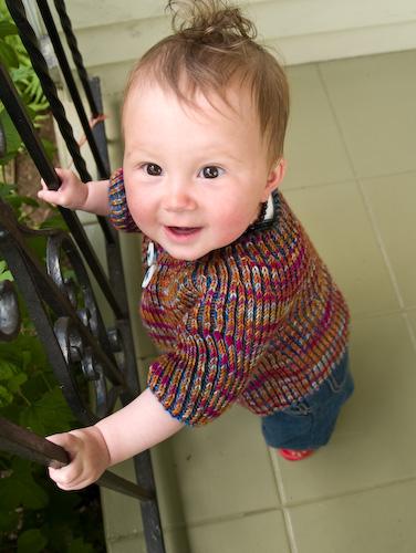 Ada, 10 months (2 of 9)