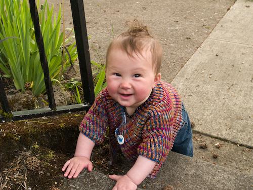Ada, 10 months (6 of 9)