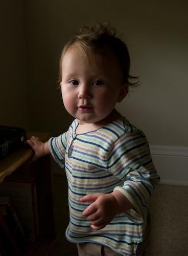 Ada, 12 months (1 of 2)