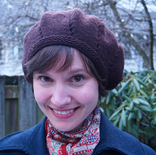 Blue Garter Blog Archive Columbia Beret